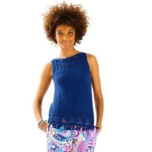 Lilly Pulitzer Brooklyn Sleeveless Sweater